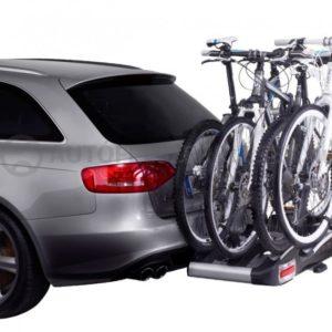 Kerékpár tartók vonóhorogra